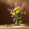 Дачные цветы.